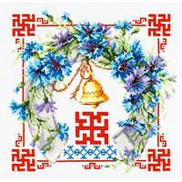 Набор для вышивания крестом Чудесная Игла 88-07 Здоровье и исцеление
