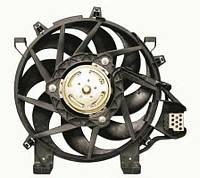 Вентилятор радiатора Opel Combo 1,3 CDTI 1,7 DI DTI CDTI (2001-2005) додатковий