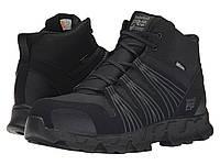Ботинки/Сапоги (Оригинал) Timberland PRO Powertrain Mid Alloy Safety Toe ESD Black Synthetic, фото 1