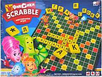 Игра настольная большая Danko toys Фиксики Scrabble (BOC069515)