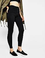 Женские джинсы скинни с завышенной талией H&M в наличии XS S M L XL, фото 1
