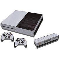 Игровая приставка геймпад полный тело наклейка для Xbox один Серый