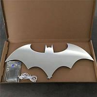 Зеркальный светильник Бэтмен