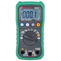MASTECH MS8239C цифровой мультиметр автомат, DMM 4-цифровой ЖК-дисплей Зелёный