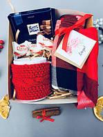 Подарочный набор Теплый презент