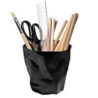 Стакан для ручек и карандашей (Черный)
