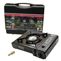 Газовая плита портативная с адаптером Vita MS-2500LPG