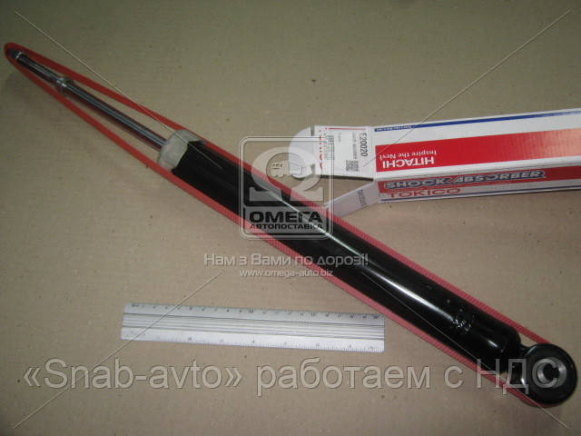 Амортизатор подвески NISSAN TIIDA задний  газовый (производство TOKICO) (арт. E20020), AFHZX