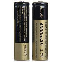 Тип 2 х 18650 4000мач 3.7 аккумуляторная литий-ионный аккумулятор Как на изображении