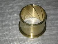 Втулка башмака балансира КАМАЗ латунь (производство Россия) (арт. 5320-2918074-02), ADHZX