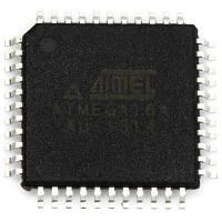 ATMega16A-AU от микроконтроллера AVR в tqfp-44 для любителей DIY Чёрный