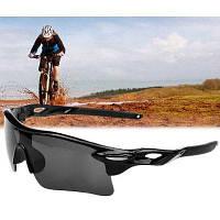 UV400 Взрывобезопасные спортивные солнцезащитные очки защитные очки для наружного применения Серый