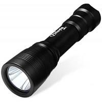Brinyte div, в 11 Cree хм Л2 У2 LED фонарик для дайвинга Чёрный