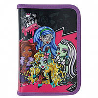 "Пенал ""Monster High"" Kite арт. MH15-621-1K"