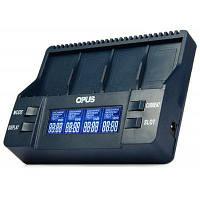 Opus BT-C900 Intelligent 9V Зарядное устройство с LCD экраном для Li-ion и NiMH аккумуляторов с US Вилкой Американская вилка