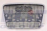 Решетка хром грунт - черная Ауди А6 AUDI A6 3.05- 0031990