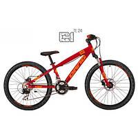 Велосипед Drag 24 C1 TE AT-37 Красно/Оранжевый 2017