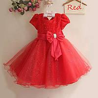 Невероятно красивое пышное платье для девочки на 2 года, фото 1