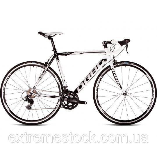 Велосипед Drag 28 Master Comp TY-27 500 Серебристо/Черный 2017