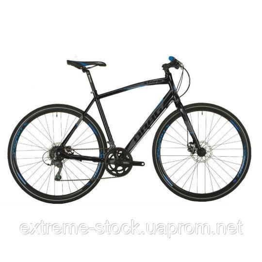 Велосипед Drag 28 Storm Comp C-28 550 Черно/Синий 2017