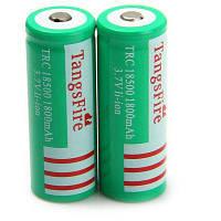 2 х tangsfire 18500 1800mah литий-ионный аккумулятор Зелёный