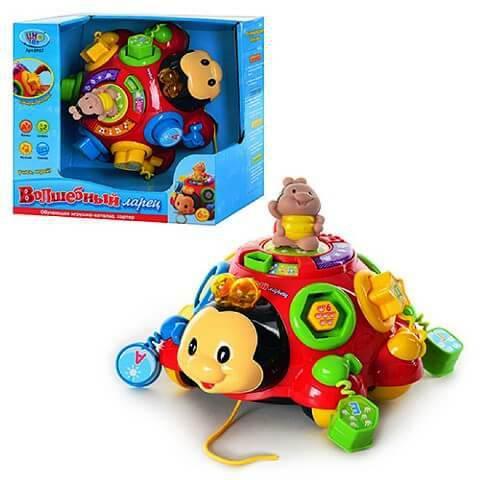 Развивающая игрушка Волшебный ларец 822-78 Play Smart