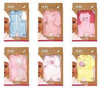 Игрушечная одежда для куклы до 41 см DollsWorld