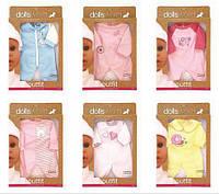 Игрушечная одежда для куклы до 46 см DollsWorld