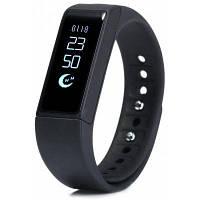 В I5 Плюс Смарт Bluetooth Часы Чёрный