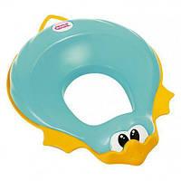 Накладка-сидение на унитаз OK Baby Ducka (бирюзовый)