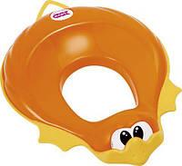 Накладка-сидение на унитаз OK Baby Ducka (оранжевый)