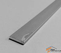 Полоса алюминиевая 100х10мм АД31 Т5 без покрытия