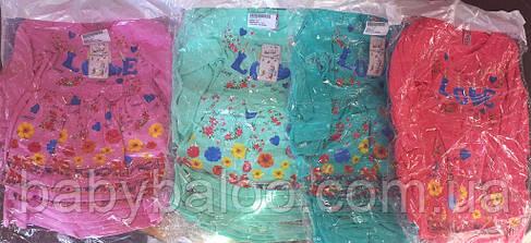 """Платье для девочки """"Love""""(от 1 до 6 лет), фото 2"""