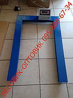 Весы паллетные ВПЕ-Центровес-1П 1000кг, фото 1