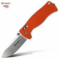 Ganzo G720 Складной нож для любителей охоты / рыбалки / турпоходов Оранжевый