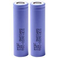 ICR18650-28А 3.7V 18650 2800mAh литий ионная аккумуляторная батарея для электронной сигареты 2 шт.
