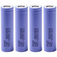ICR18650-28А 3.7V 18650 2800mAh литий ионная аккумуляторная батарея для электронной сигареты 4 шт.