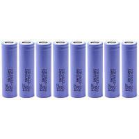 ICR18650-28А 3.7V 18650 2800mAh литий ионная аккумуляторная батарея для электронной сигареты 8 шт.