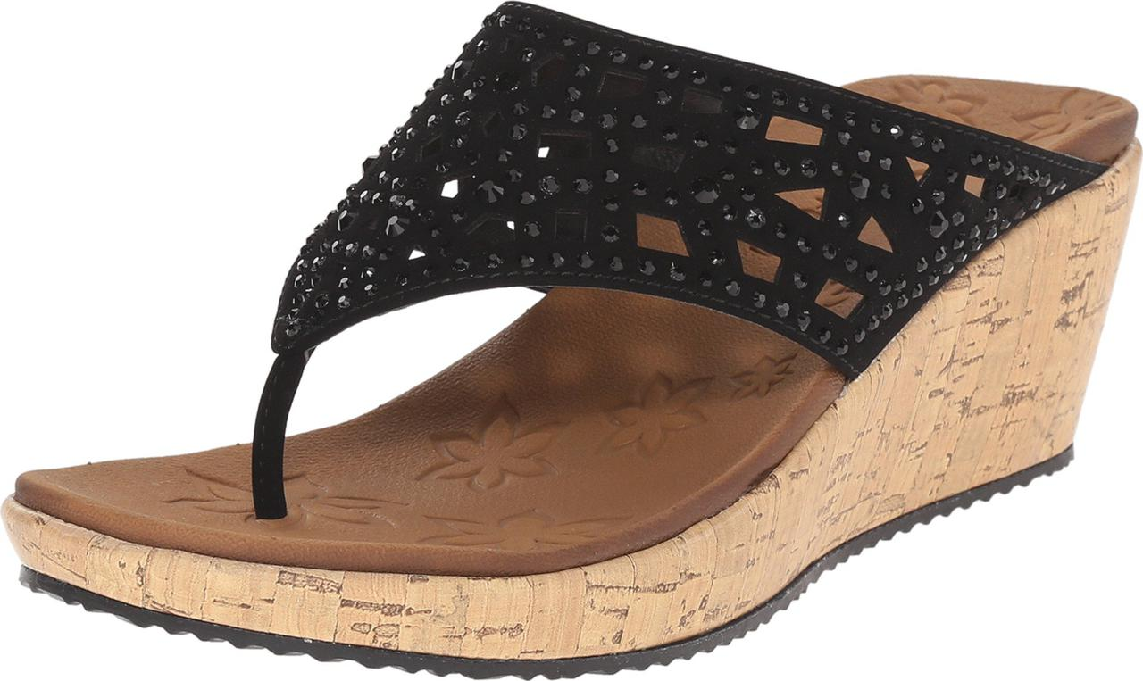 781cd247d3a Туфли на каблуке (Оригинал) SKECHERS Cali - Beverlee - Dazzled Black ...