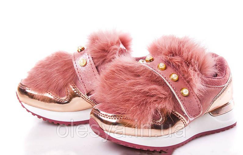 Кроссовки Хит сезона на девочку бренда Clibee Размеры 25- 36