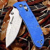 Ganzo G704-G Cкладной нож для использования в доме / на воздухе / на путешествии Синий