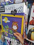 Вышивание на пластиковой канве Медвежонок (PC-01-03), фото 4