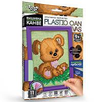 Вышивание на пластиковой канве Собачка (PC-01-06), фото 1
