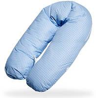 Подушка для кормления грудью twins (голубой) Twins