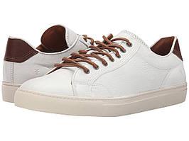 Кроссовки/Кеды (Оригинал) Frye Walker Low Lace White Soft Full Grain Leather