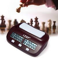 Новый скачок PQ9907S Настольная игра шахматные часы Таймер для i-го 37417