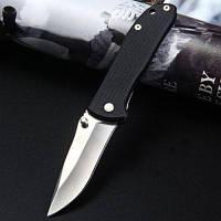7007 Sanrenmu люк-ГХ карман линия замок складной нож лезвие из нержавеющей стали Чёрный