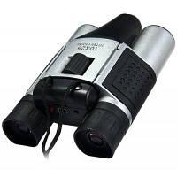 DT08 1.3 Мп coms размером 10 x 25 Цифровая камера бинокль Запись видео телескоп длинная расстояние серебристый и черный