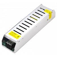 С-120-12 120 Вт 12 В / 10A длинные переключатель питания Драйвера для света водить и камеры видеонаблюдения (110-220В) Серебристый