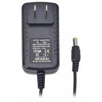 ИБС-адаптер питания 5VB15 Профессиональный 5В 3А 15Вт адаптер питания зарядное устройство для камеры безопасности/сканера (5.5 х 2.1 мм) Чёрный